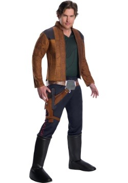 Star Wars Story Solo Hans Solo Adult Costume