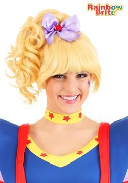 Rainbow Brite Women's Wig