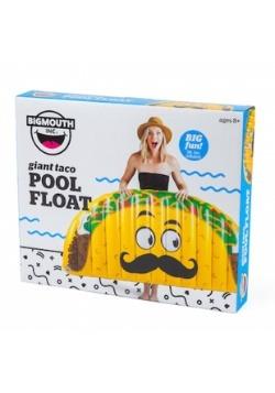 Giant Taco Pool Float