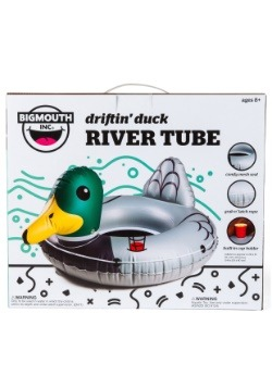 Giant Duck River Tube 2
