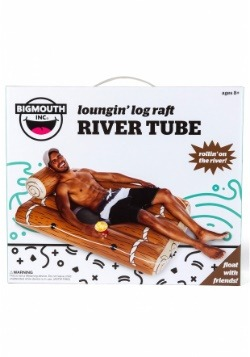 Giant Log River Tube 3