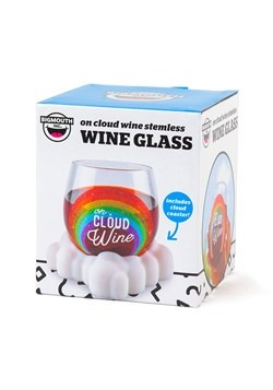 On Cloud Wine Stemless Wine Glass