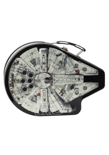 Star Wars Millennium Falcon Tin Lunch Box