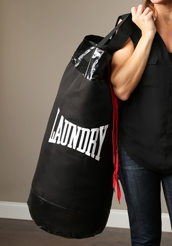 Punching Bag Drawstring Laundry Bag