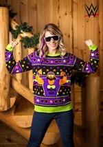 Adult WWE Macho Man Ugly Christmas Sweater alt2