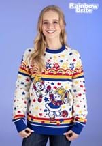 Adult Classic Rainbow Brite Ugly Christmas Sweater