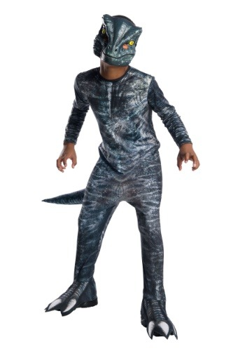 "Jurassic World 2 ""Blue"" Child's Velociraptor Costume"