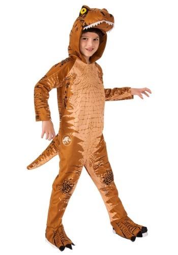 Child Jurassic World 2 T-Rex Costume