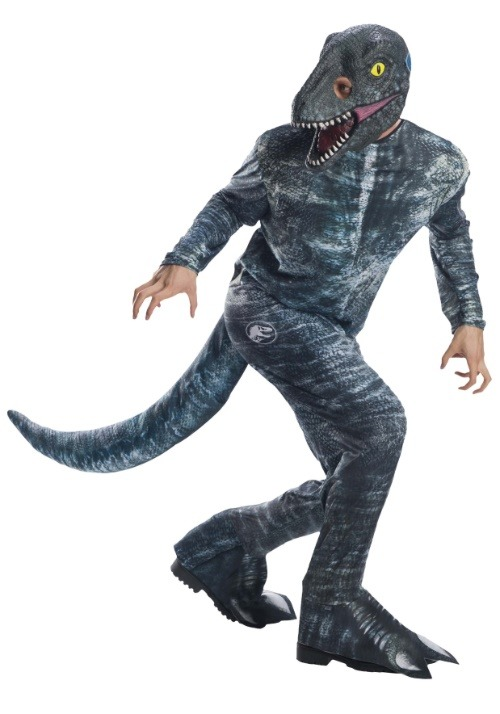 "Velociraptor Adult Jurassic World 2 ""Blue"" Costume"