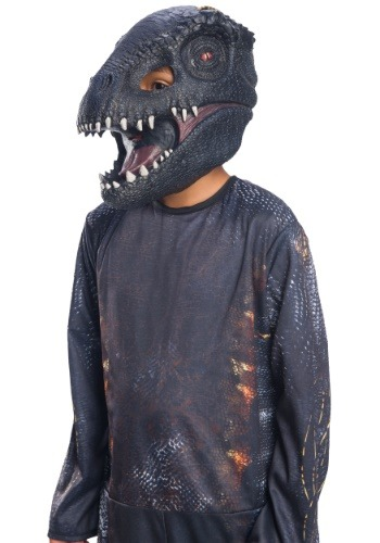Kids Jurassic World 2 Villain Dinosaur 3/4 Mask