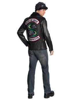 Jughead Jones Adult Riverdale Costume Back