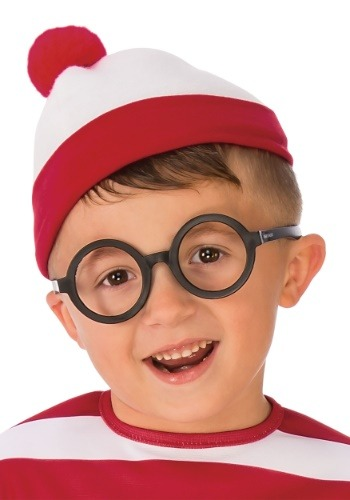 Adult Deluxe Waldo Glasses
