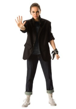 Eleven Punk Adult Stranger Things Costume Alt 1