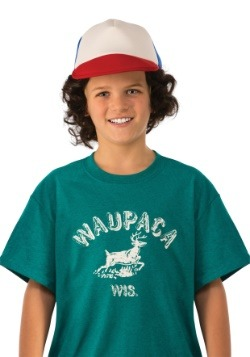 Dustin Child Stranger Things Waupaca Shirt