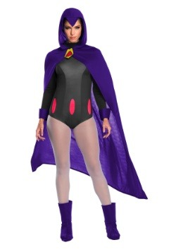 Teen Titans Raven Women's Costume