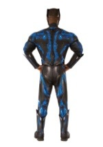 Adult Deluxe Black Panther Blue Costume alt 2