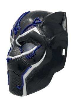 Child Light Up Black Panther Mask Alt 1