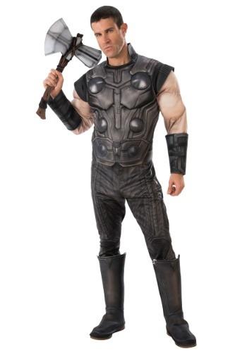 Marvel Infinity War Adult Deluxe Thor Costume