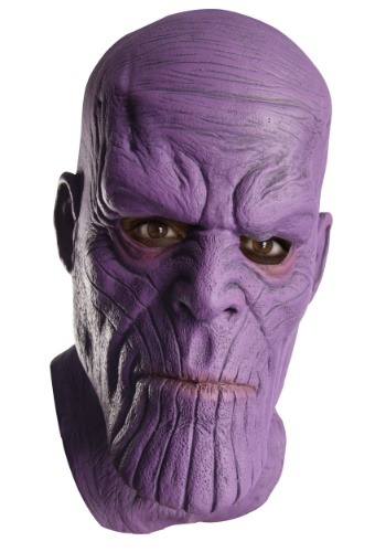 Marvel Avengers Infinity War Adult Thanos Latex Mask