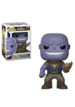 Pop! Marvel: Avengers Infinity War Thanos