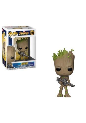 Pop! Marvel: Avengers Infinity War Groot