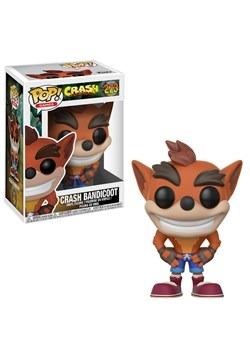 Pop! Games: Crash Bandicoot