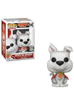 DC- Krypto- Pop! Heroes: Specialty Series