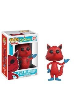 POP Books: Dr. Seuss- Fox in Socks