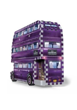 Harry Potter The Knight Bus 3D Jigsaw Puzzle 2