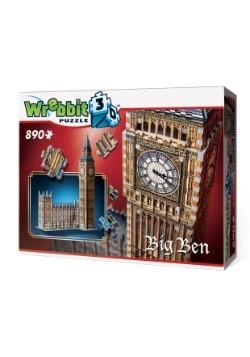 Big Ben Wrebbit 3D Jigsaw Puzzle 3