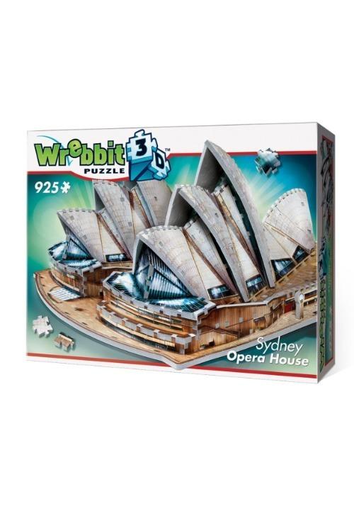 Sydney Opera House Wrebbit 3D Jigsaw Puzzle 3