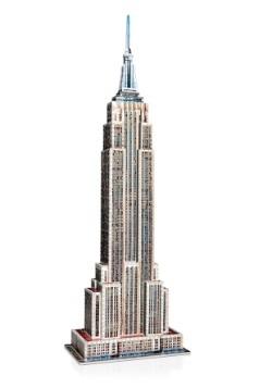 Empire State Building Wrebbit 3D Jigsaw Puzzle