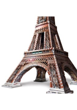 Eiffel Tower Wrebbit 3D Jigsaw Puzzle 2