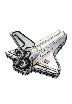 NASA Space Shuttle Orbiter Wrebbit 3D Jigsaw Puzzle 2