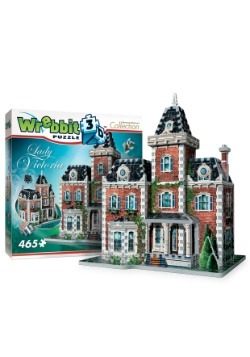 Lady Victoria English House Wrebbit 3D Jigsaw Puzzle