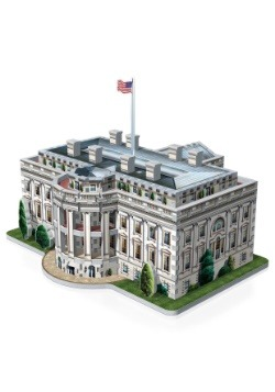 The White House Wrebbit 3D Jigsaw Puzzle 2