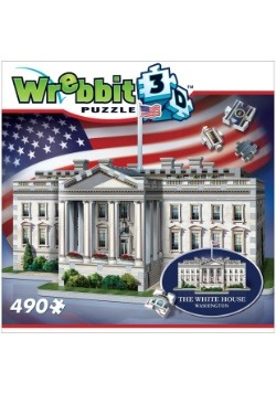 The White House Wrebbit 3D Jigsaw Puzzle 3