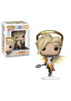 Pop! Games: Overwatch- Mercy