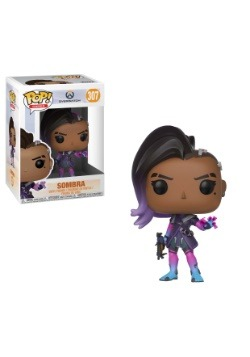 Pop! Games: Overwatch- Sombra