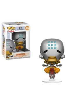 Pop! Games: Overwatch- Zenyatta