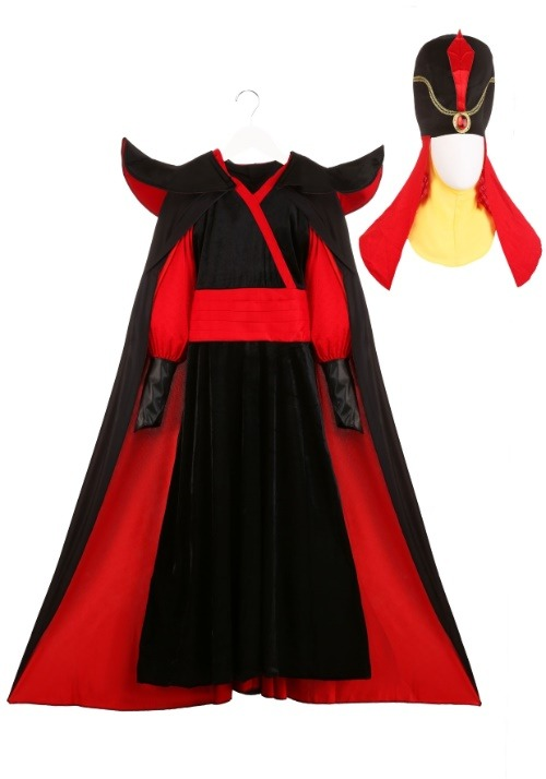 Adult Jafar Costume Alt 6