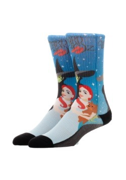 Wizard of Oz Sublimated Socks 2