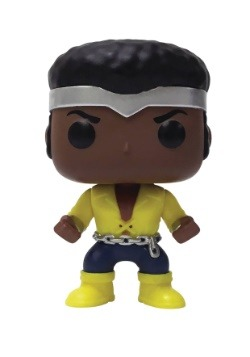 Funko Pop Marvel Classic Luke Cage Vinyl Figure