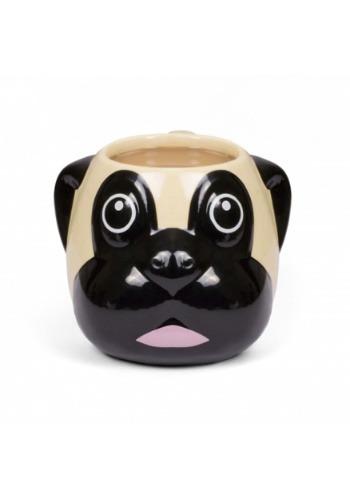 Pug Molded Mug