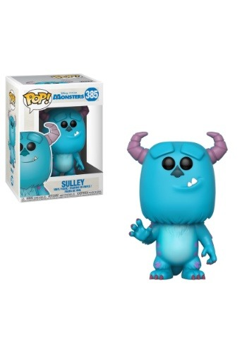 POP! Disney: Monsters Inc.- Sulley Vinyl Figure