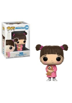 Pop! Disney: Monsters Inc- Boo