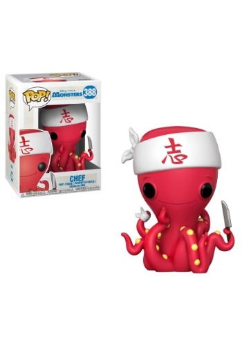 POP! Disney: Monsters Inc- Chef