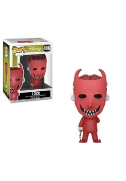 Pop! Disney: Nightmare Before Christmas-Lock