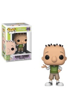 Pop! Disney: Doug- Doug Funnie figure