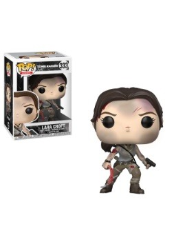 Pop! Games: Tomb Raider- Lara Croft